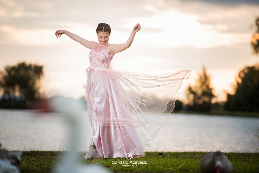 Trash the dress de Ani por Gonzalo Acevedo Fotografia