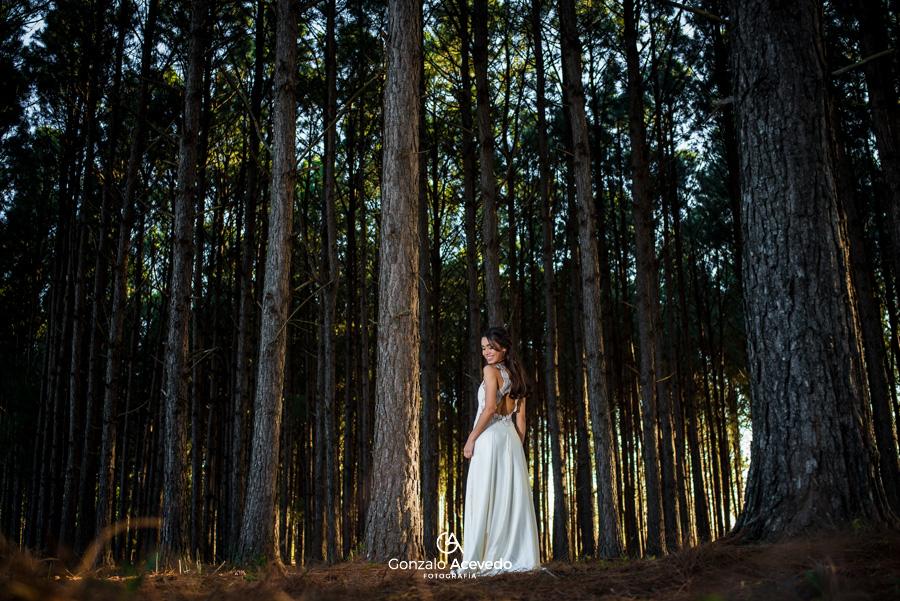 Trash the dress Agus 15 XV ideas original Gonzalo Acevedo Fotografia
