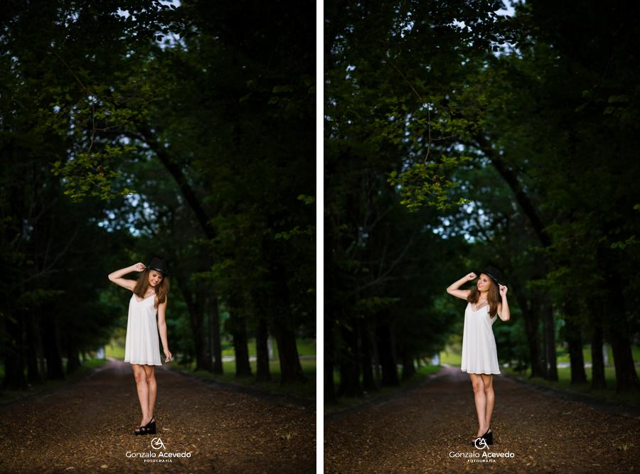 Book de 15 de Sol Frescura y espontaneidad Gonzalo Acevedo Fotografia