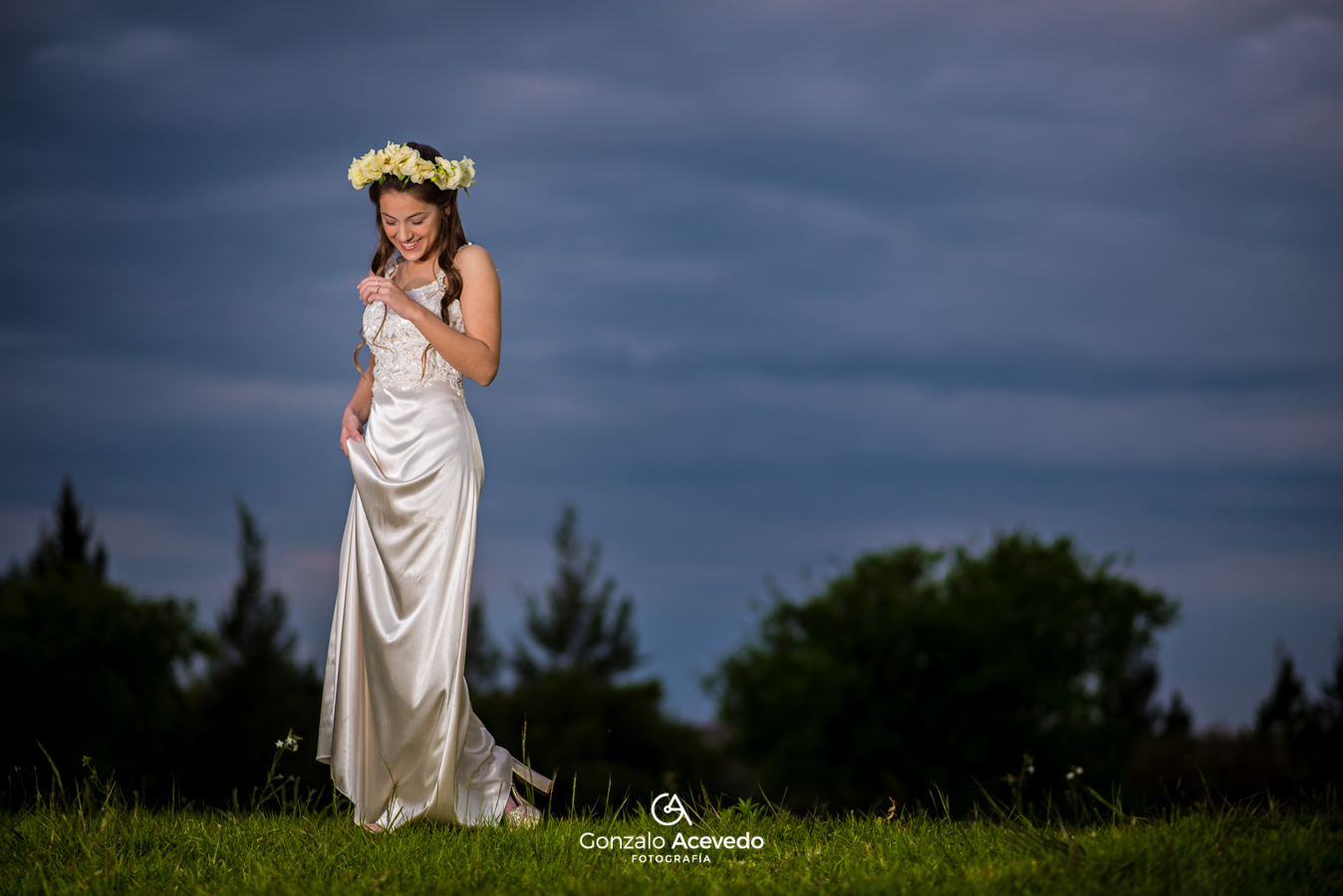 Book Trash the dress exteriores 15 fifteen xv frescura original Gonzalo Acevedo Fotografia
