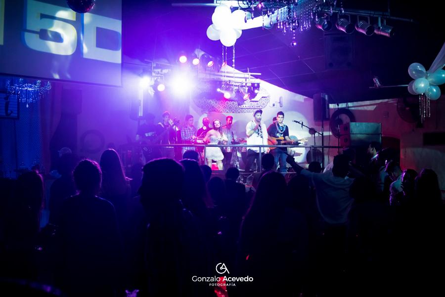 Fiesta de 15 de Cami Santos Montenegro Mediterraneo eventos noche Gonzalo Acevedo Fotografia