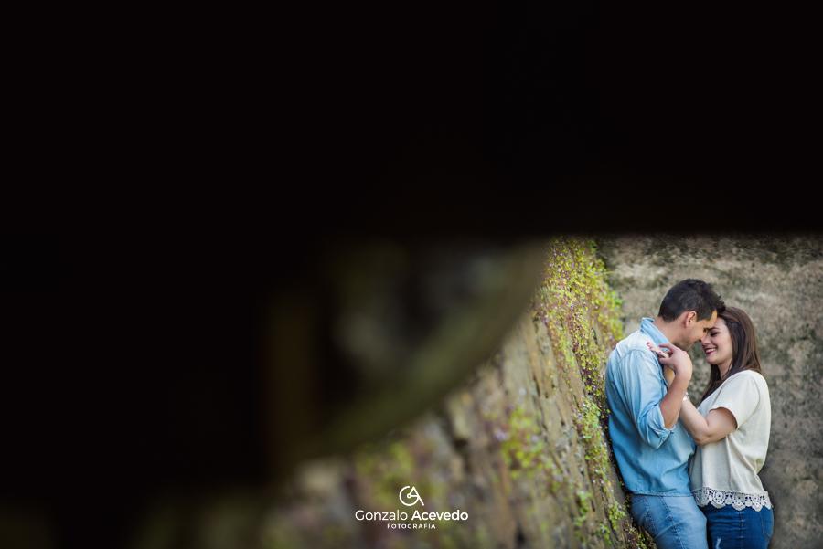 Cyn y Nico e-session preboda Colonia Sacramento wedding Gonzalo Acevedo Fotografia