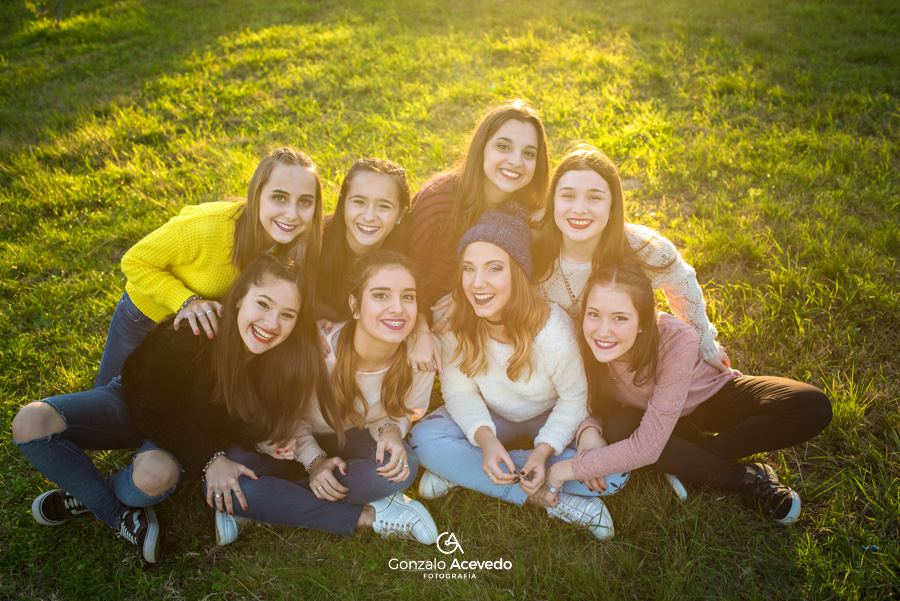 book idea original amigas urbano 15 anos #gonzaloacevedofotografia Lorena Nobile