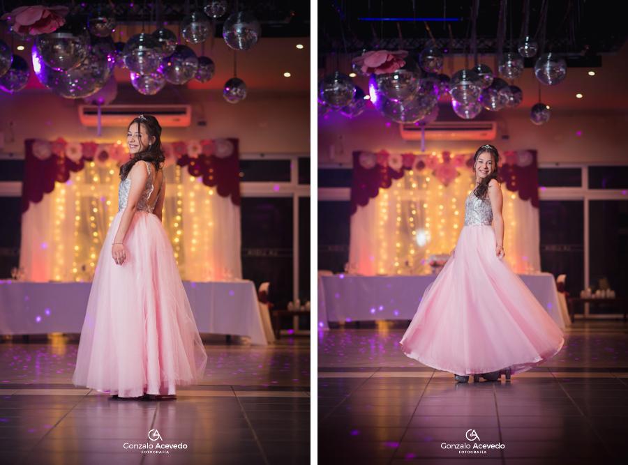 Fiesta de 15 vestido Evento noche de cumple Urdinarrain Gonzalo Acevedo