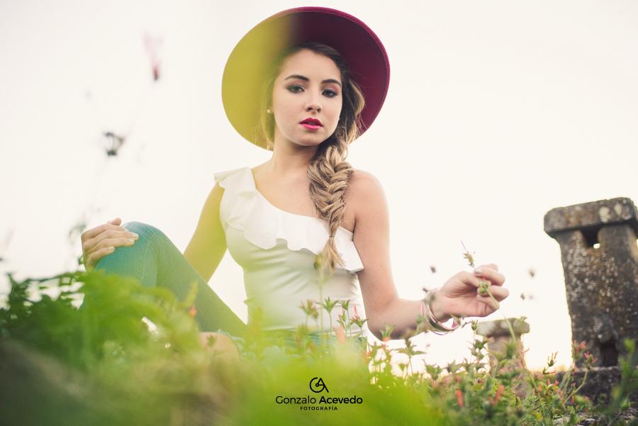 Book de 15 campo sombrero aire libre #gonzaloacevedofotografia