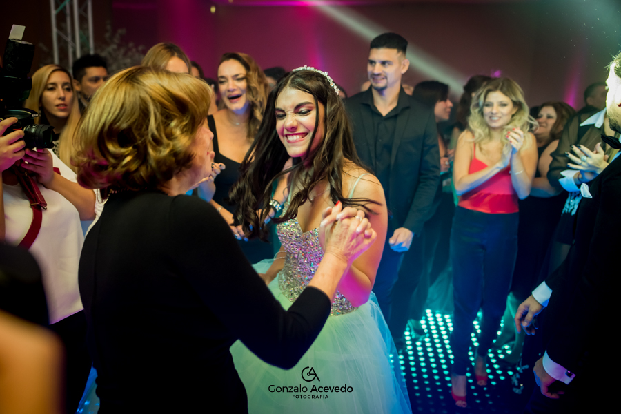 Fiesta de 15 Morena Puchetta hija Ariel Pucheeta Rafaga Hotel Melia Gisella Marino Eventos Gonzalo Acevedo
