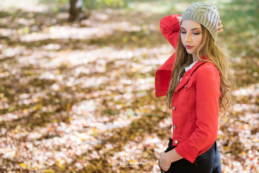karen book 15 exteriores campo otoño rojo hojas ideas geniales #gonzaloacevedofotografia gonzalo acevedo
