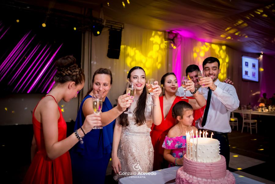 Tizi fiesta 15 pastel baile amigos familia ideas geniales #gonzaloacevedofotografia gonzalo acevedo gri becker