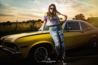 book auto chevy atardecer idea unico original #gonzaloacevedofotografia