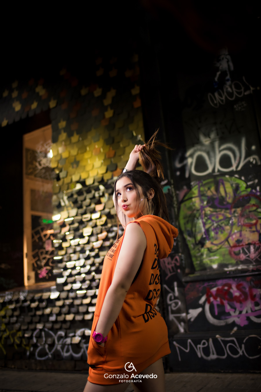 Book de Nare urbano en Palermo Fotos Narella Clausen Influencer Gonzalo Acevedo #gonzaloacevedofotografia
