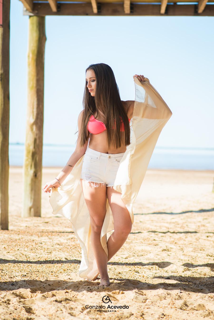 Book de quince playa verano arena Lucina Gonzalo Acevedo #gonzaloacevedofotografia