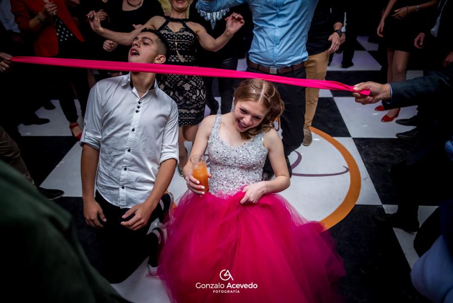 Fiesta y cumple de 15 quince anos Gonzalo Acevedo