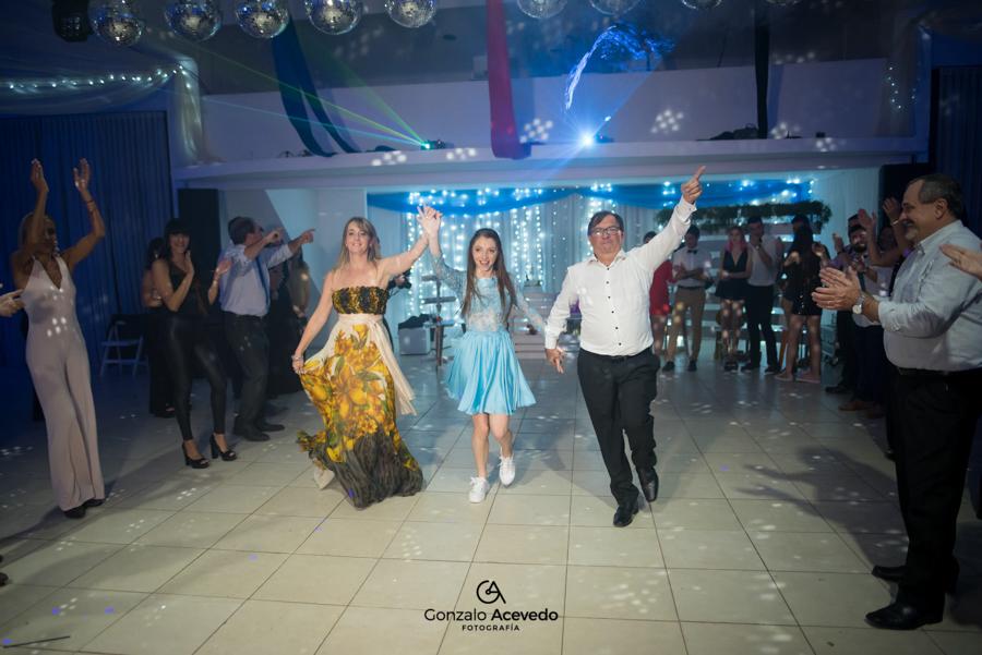 Fiesta cumple quince cumpleanos evento noche Gonzalo Acevedo