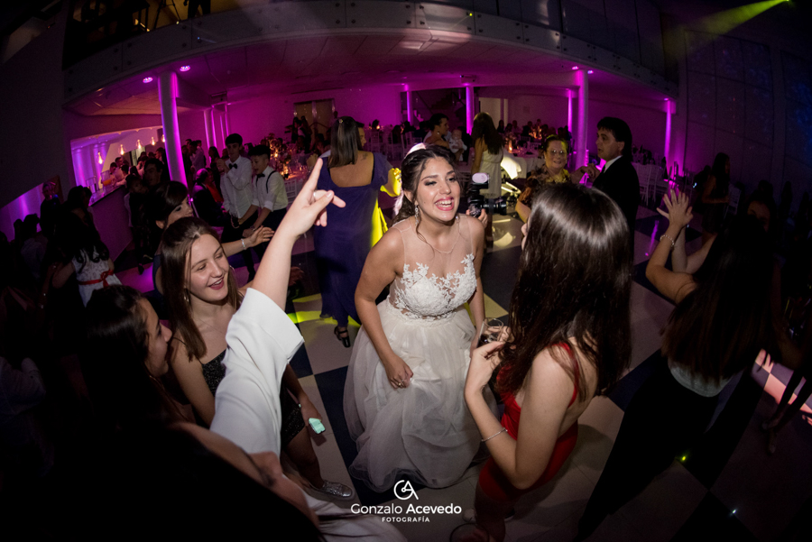 fiesta de 15 noche de cumple quince Gonzalo Acevedo