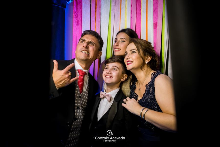 Fiesta de 15 cumple quince quinces Gonzalo Acevedo