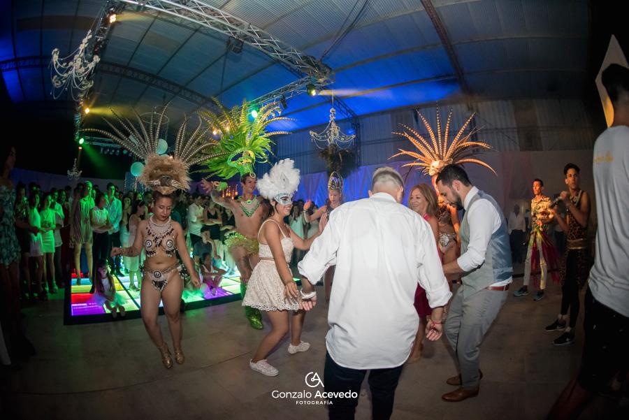 fiesta de 15 quinces ibicuy Tiara evento nocturno Gonzalo Acevedo
