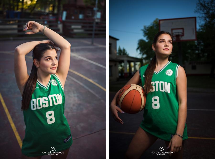 book de 15 urbano basquet deporte idea diferente unico Gonzalo Acevedo